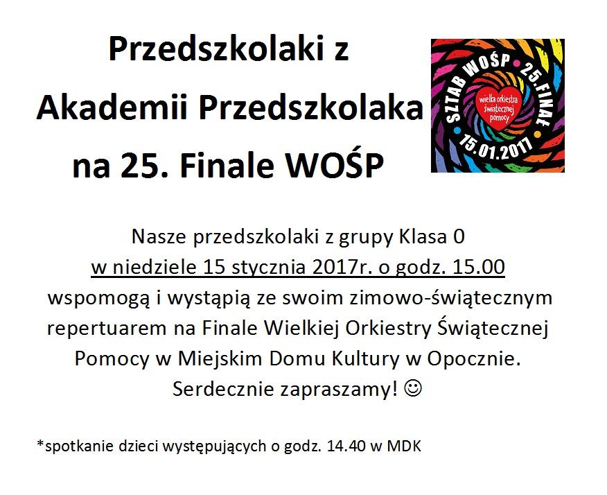 przedszkolaki-na-25-finale-wosp-ap-opoczno