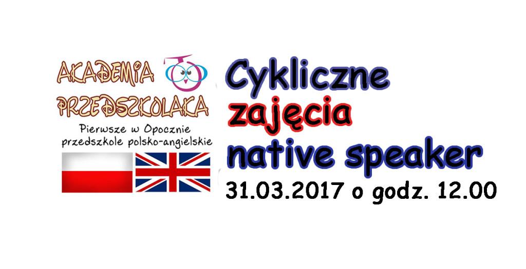 zajecia z native speakerem