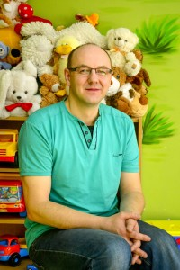 Marian Kozłowski- trener szachowy