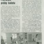 Akademia Przedszkolaka na zajęciach baletowych w TICO