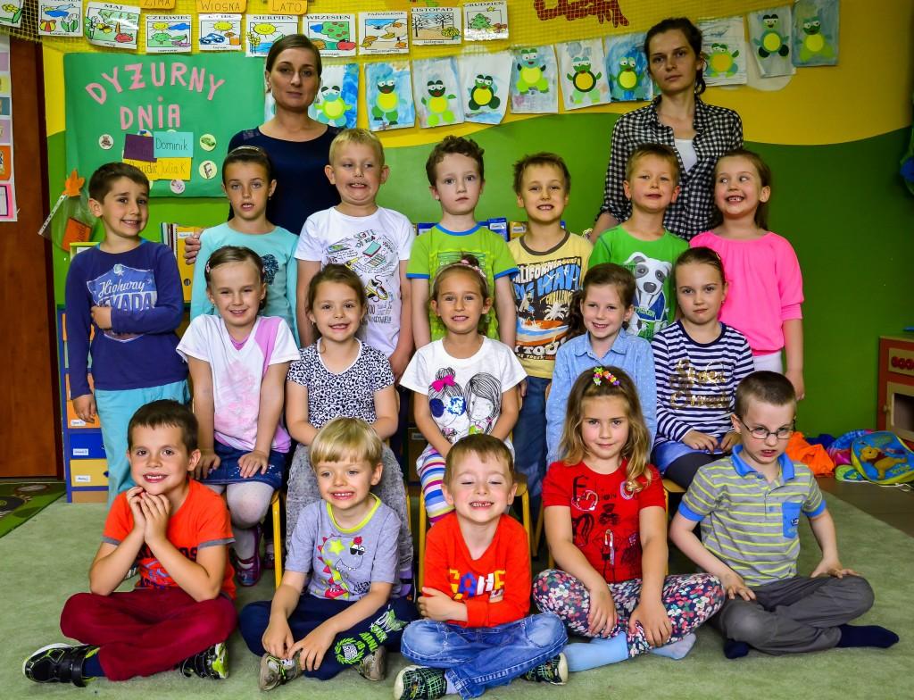 Absolwenci Akademii Przedszkolaka 2014-2015