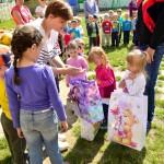 Dzieci Dzieciom- rozdanie prezentów