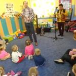 Świetna zabawa na zajęciach muzycznych wraz z audycjami muzycznymi sfinansowanymi ze środków unijnych
