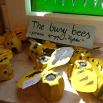 """The busy bees"""